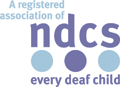A registered association of NDCS